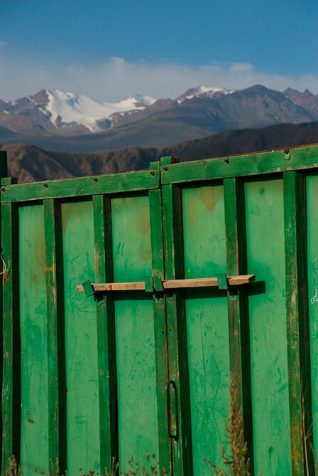 Bokonbayevo, Kyrgyzstan, 2011.