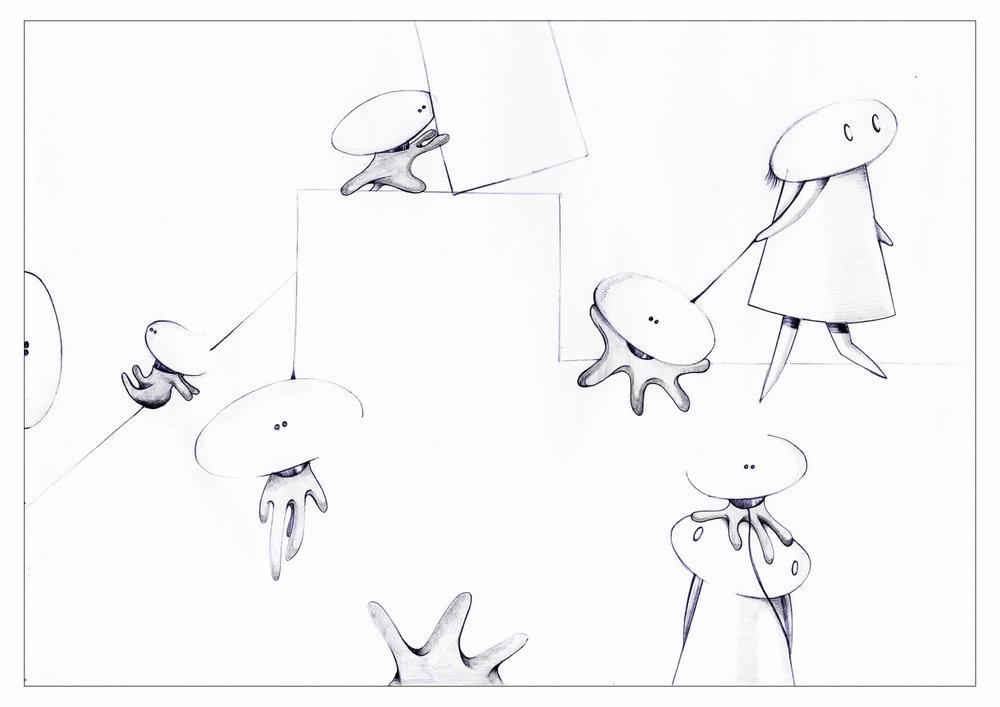 Kunigunda - Character Development ('09)
