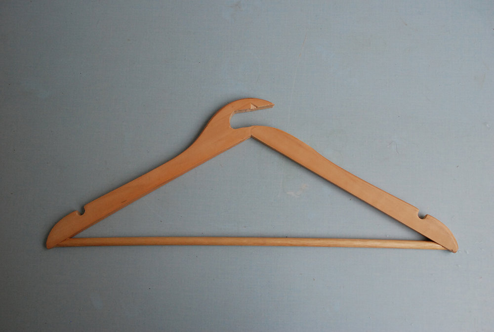 Self Repaired - Clothes Hanger (2).JPG
