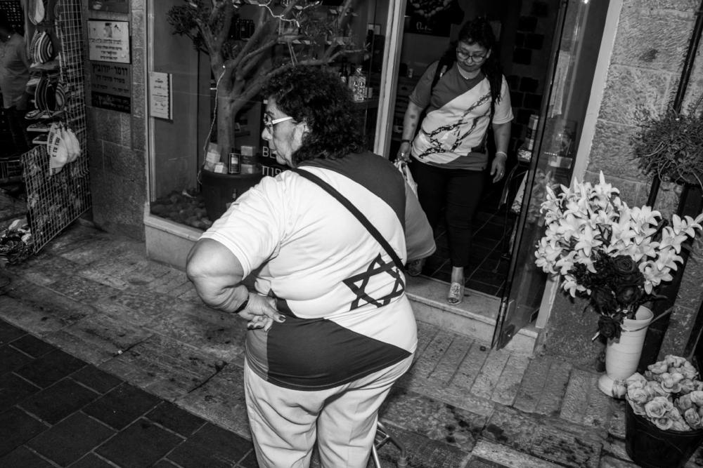 Jerusalem, Israel, 2017.