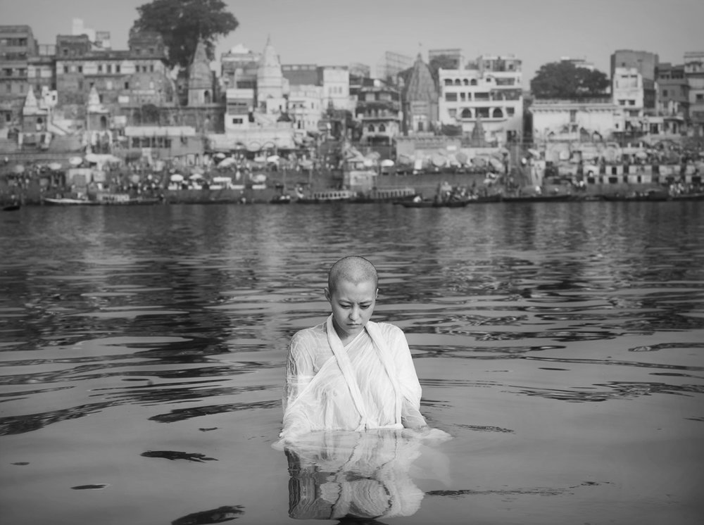 The Ganges River No. 5