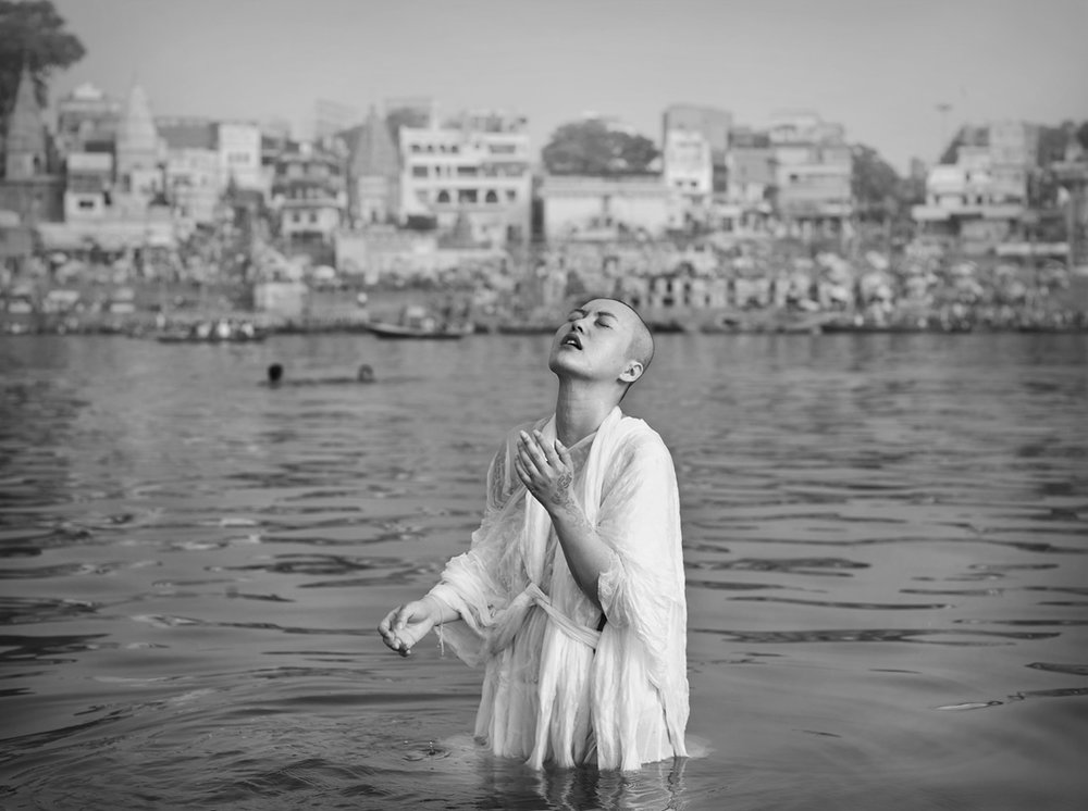 The Ganges River No. 6