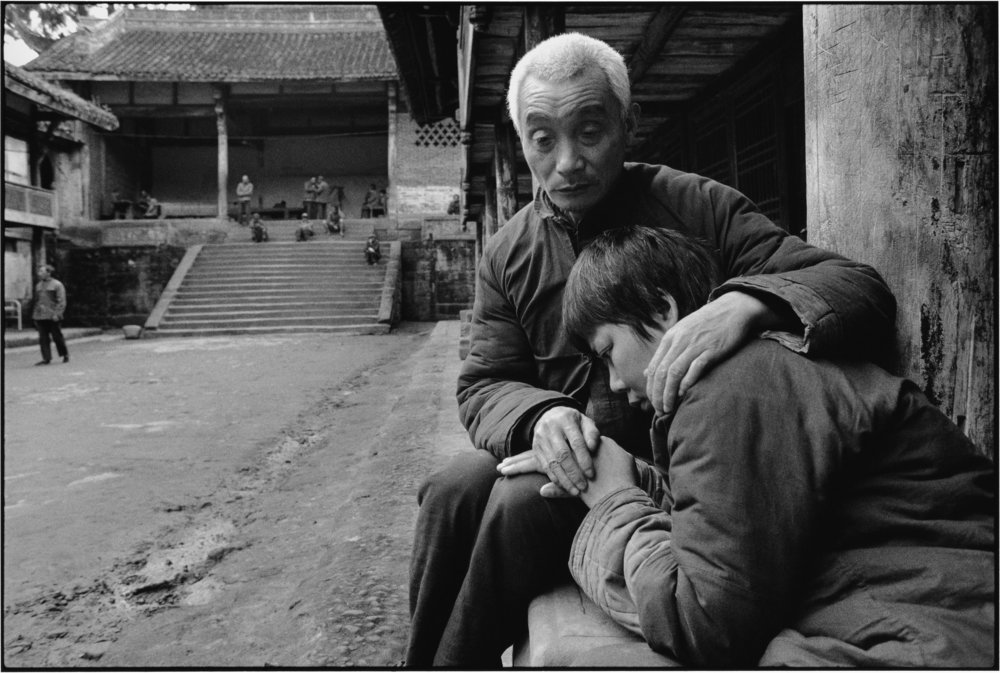 Mental Hospital, Sichuan, China
