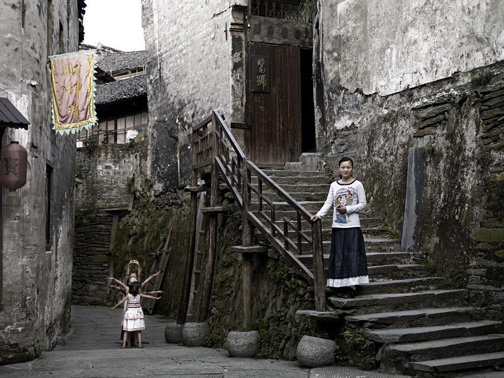 Hongjiang: Kindergarten