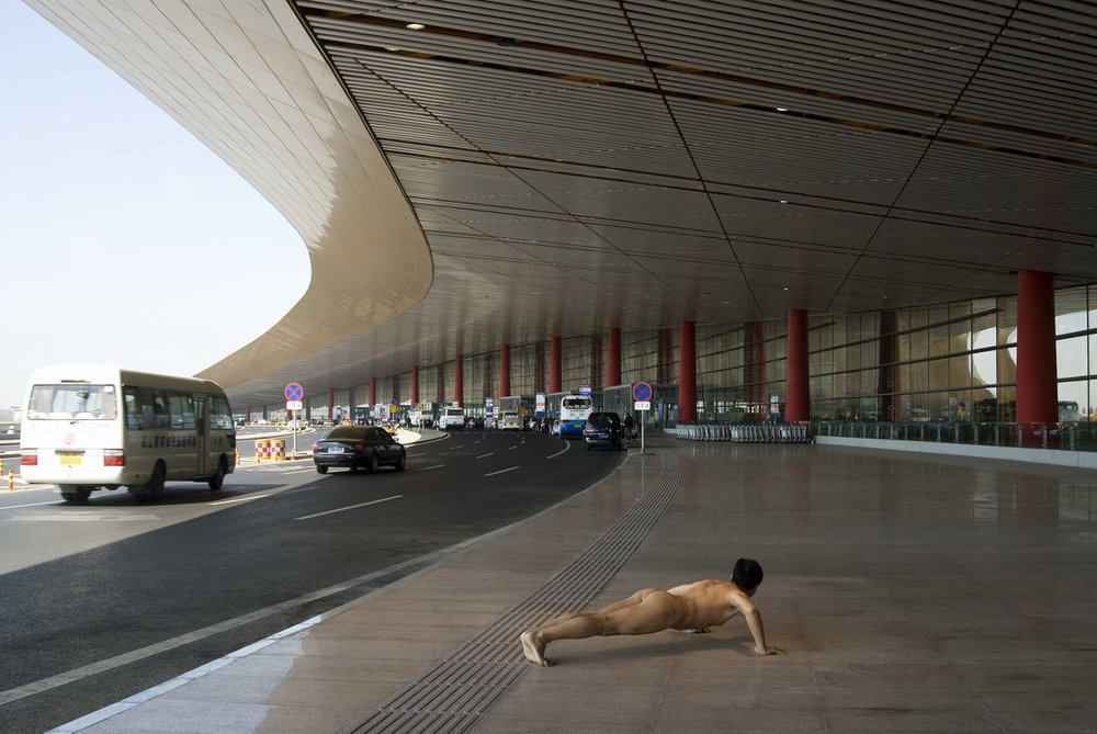 See and Be Seen: Beijing International Airport Terminal 3