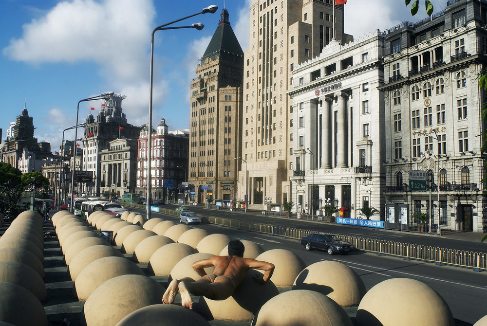 See and Be Seen: The Bund, Shanghai
