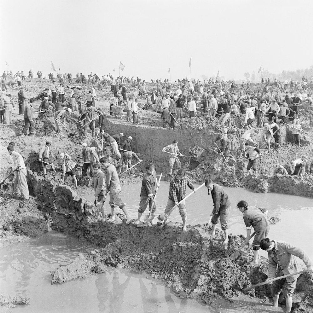 Zhancheng Commune Dredging Dasha River