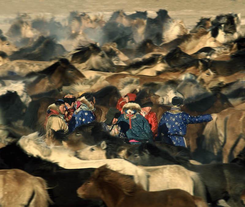 Bao Yin (Daur) - People of Prairie