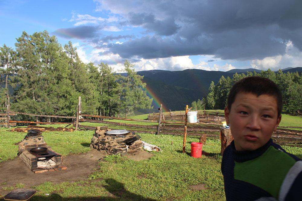Huerman (Kazakh) - My Aunt's Pastures