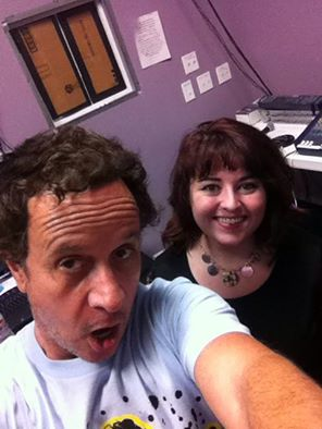 Hyena's Comedy Club in Plano, TX with headliner Pauly Shore