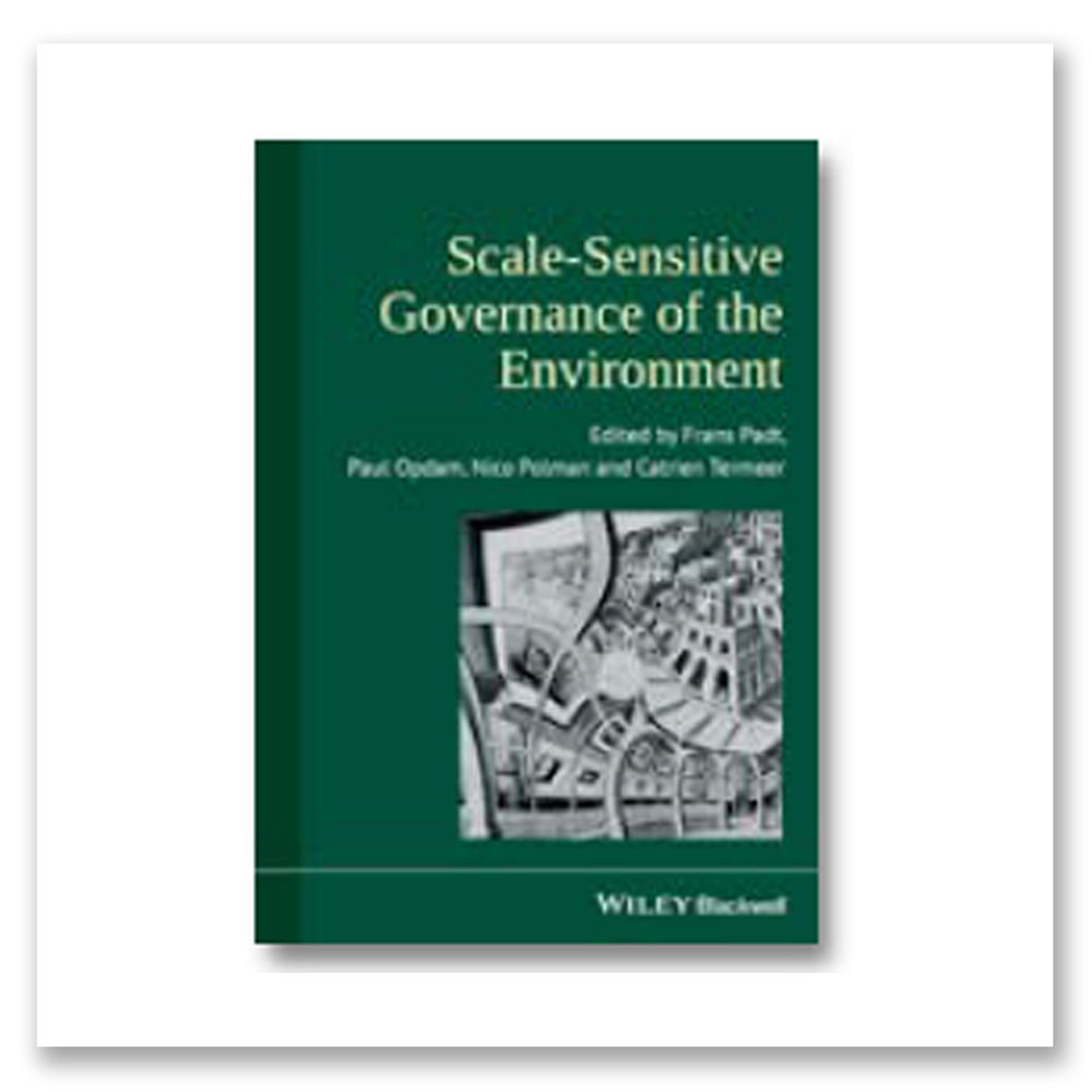 Scale-sensitive Governance of the Environment Green Infrastructure Planning at Multiple Levels of Scale: Experiences from the Autonomous Region of Valencia, Spain