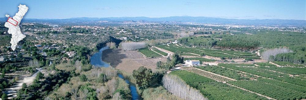 Turia River Corridor, Metropolitan Park, Valencia