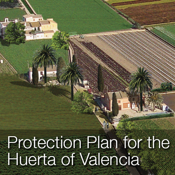 Protection Plan for the Huerta of Valencia