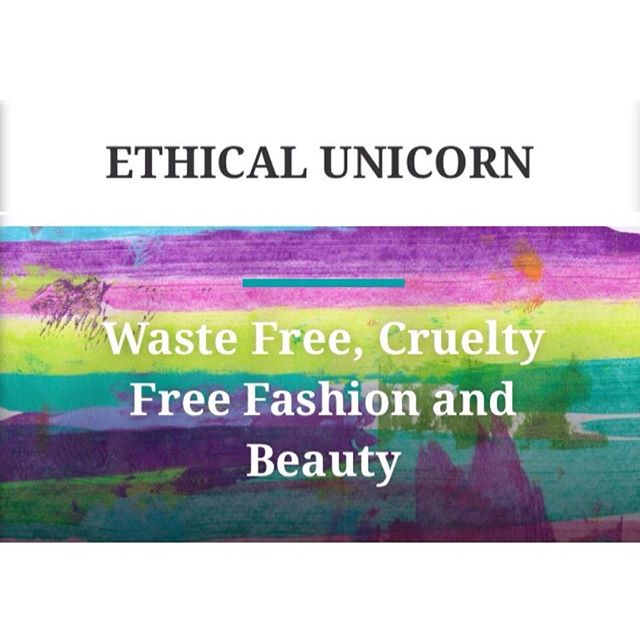 Hello lovely friends! So in between touring Madi & Francesca work on many other projects, this being one of them!  A blog by Francesca on #crueltyfree #wastefree fashion and beauty. No sweatshops, no landfill, no animal testing. Let's make the world better together, go follow @ethicalunicorn 🦄😘