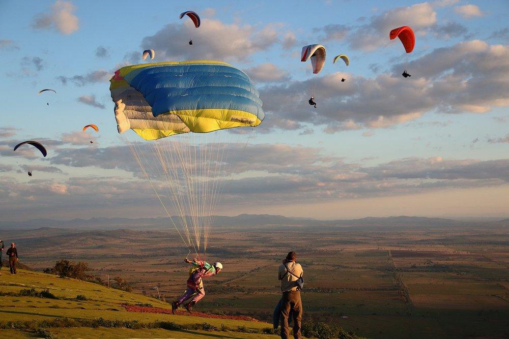 Home page banner Manilla Paragliding.JPG