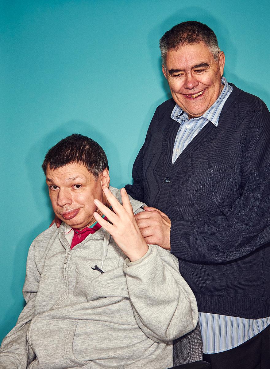 Gary & Keith