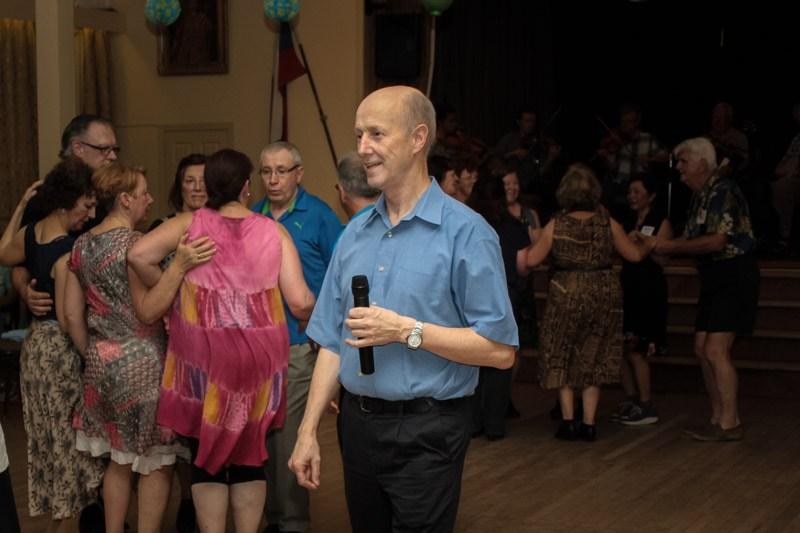 Pat Murphy The dance Movement
