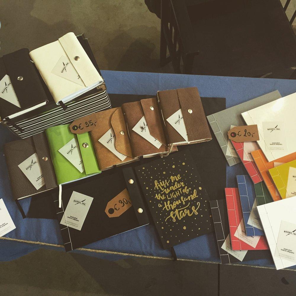 Our first design market Mondscheinbazar Vienna