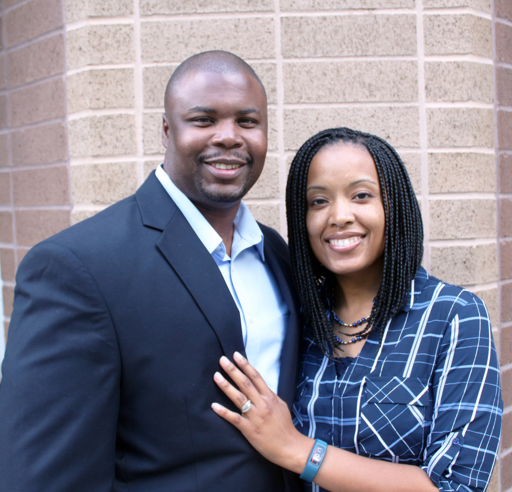 Antwain & Kim Williams    Pastor Antwain is the associate pastor of Designer's Way. He's a Tampa native and US Navy veteran. He holds a Bachelor's degree in Communications and a minor in History from Ashford University. Kimberly is from Tallahassee Florida. She holds a Bachelor's degree in Nursing from Florida A&M University.