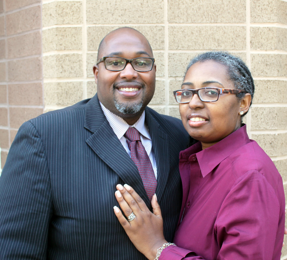 Mike & Chennetta Kernodle Pastor Mike Kernodle is the Pastor of Music and Arts at Designer's Way. Originally from Danville, Va, he holds a Bachelor's Degree in Music Education and Performance from Virginia State University. Chennetta is a native of Lewiston, NC, and holds a Bachelor's Degree in Communications from East Carolina University.
