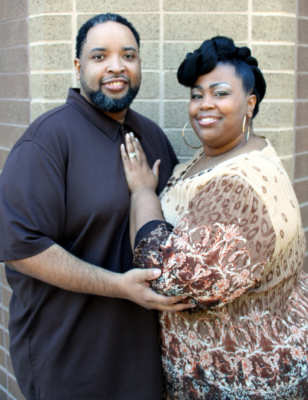 Alfred & Elicia Smith   Pastor Elicia (Lee Lee) is the Worship Pastor at Designer's Way. Originally from Seattle, WA, she holds a Bachelor's Degree in Music Technology with a concentration in Vocal Performance from Bethune-Cookman University, and a Master of Science in Leadership with a concentration in Leader Development from Walden University. Alfred is one of our Elders and serves in our Audio Visual Ministry. Originally from Washington D.C. he holds a Bachelor's Degree in Recording Arts from The International Academy of Design and Technology.