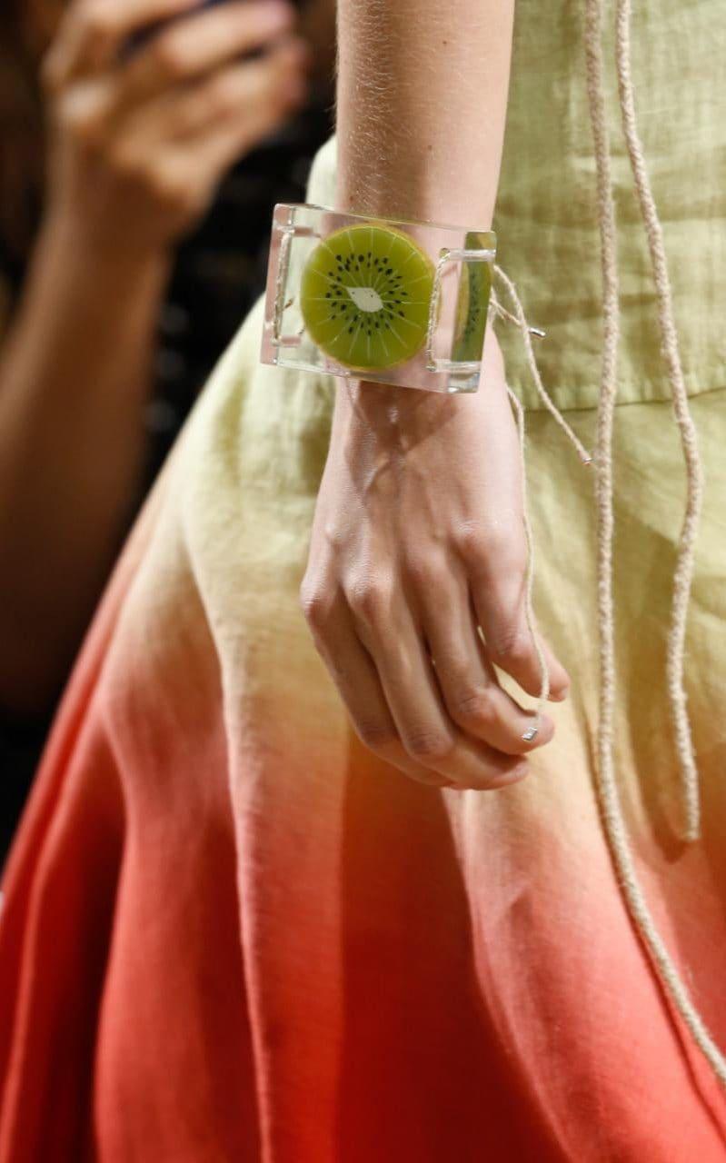 Kiwi bracelet