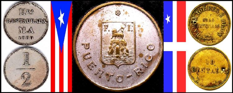 Fichas de Haciendas de Puerto Rico. SND
