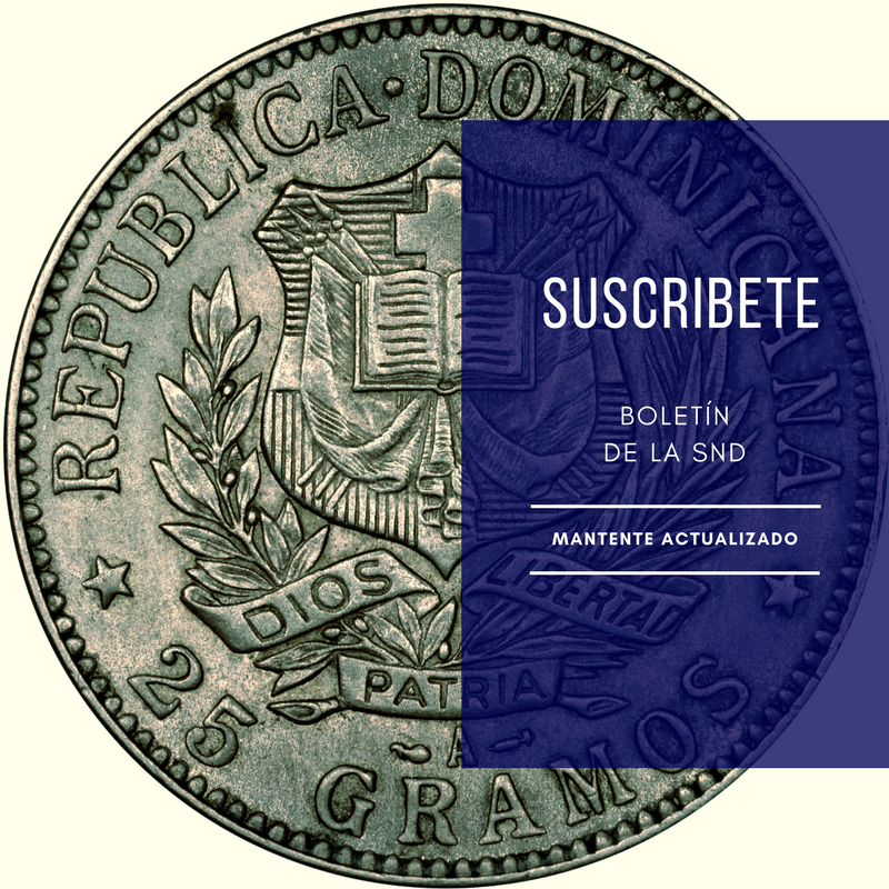 Boletin Sociedad Numismatica Dominicana