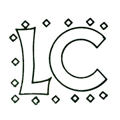 Resello frances LC en Saint-Dominge, para validar monedas extranjeras, para circulacion en la colonia