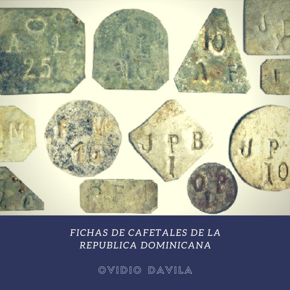 Fichas Cafetaleras Dominicanas