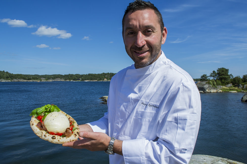 Chef Marco Spitaleri