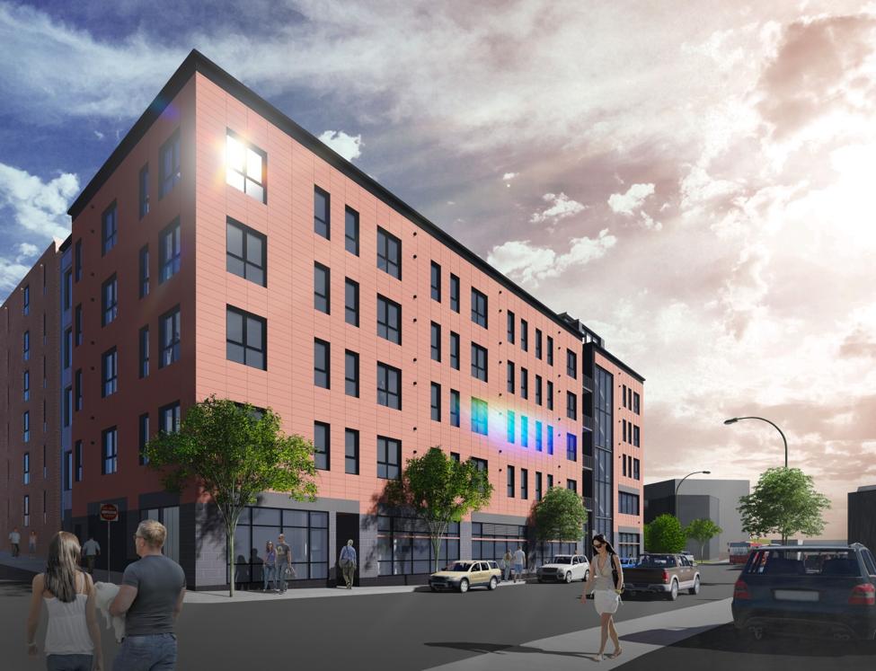 Eco-Friendly Apartments in Boston — The Distillery North