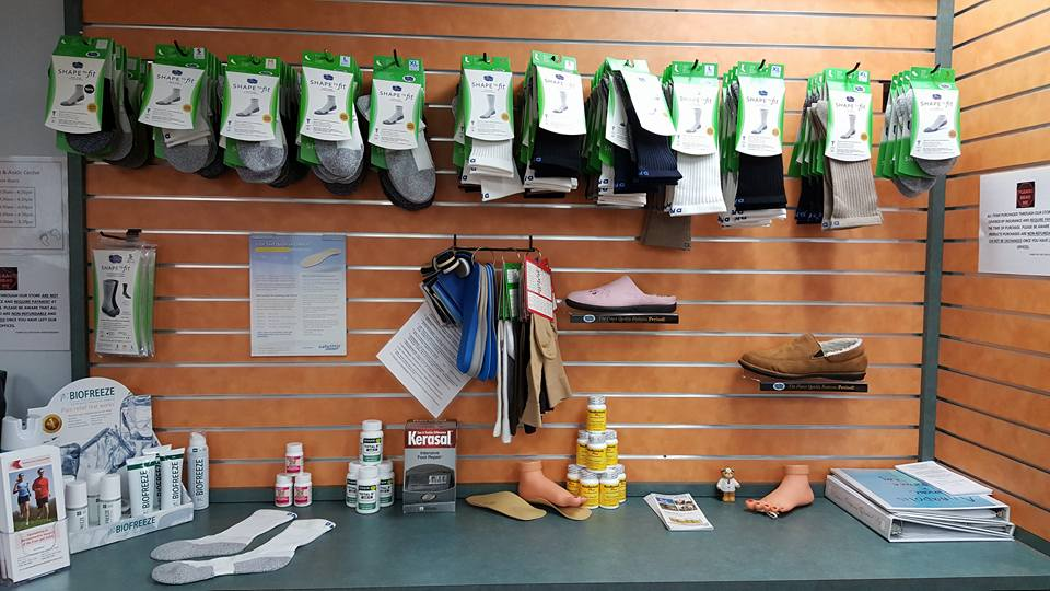 IN-OFFICE Podiatric MEDICAL STORE