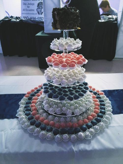 Ohio Wedding Cake Balls