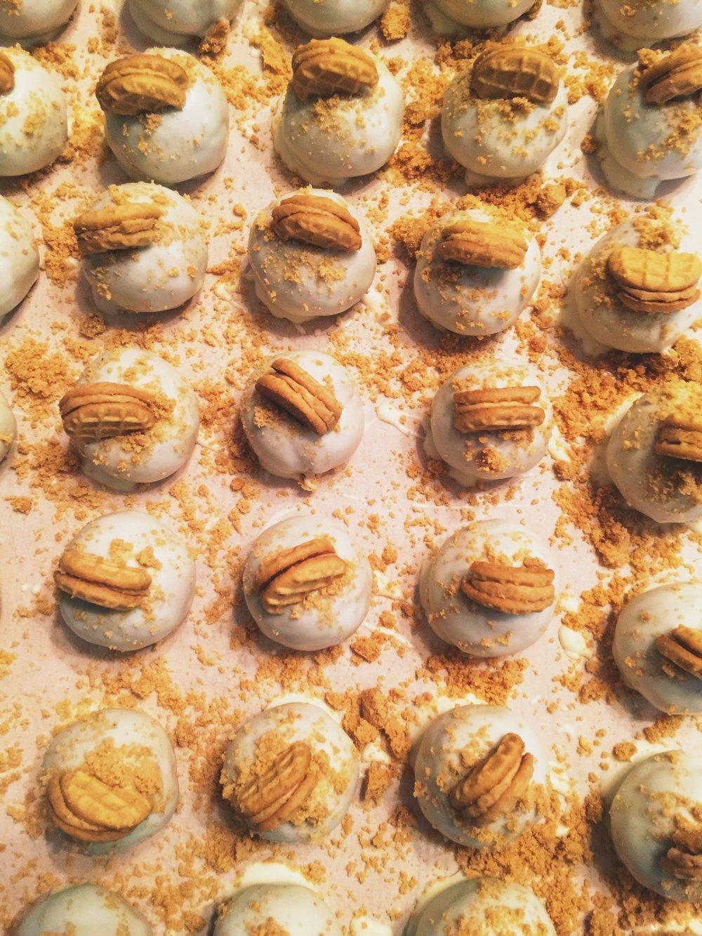 West Carrollton Nutter Butter Cookie Truffles