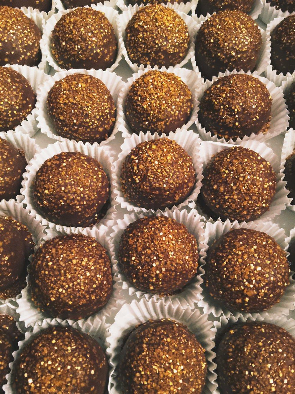 Dayton WGI Cake Balls