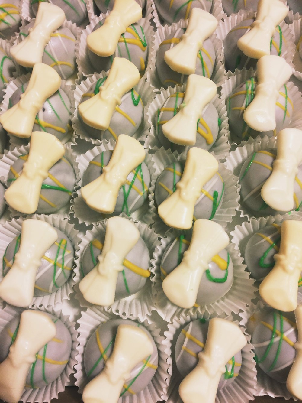 Little Miami Graduation Cake Balls Maineville Ohio