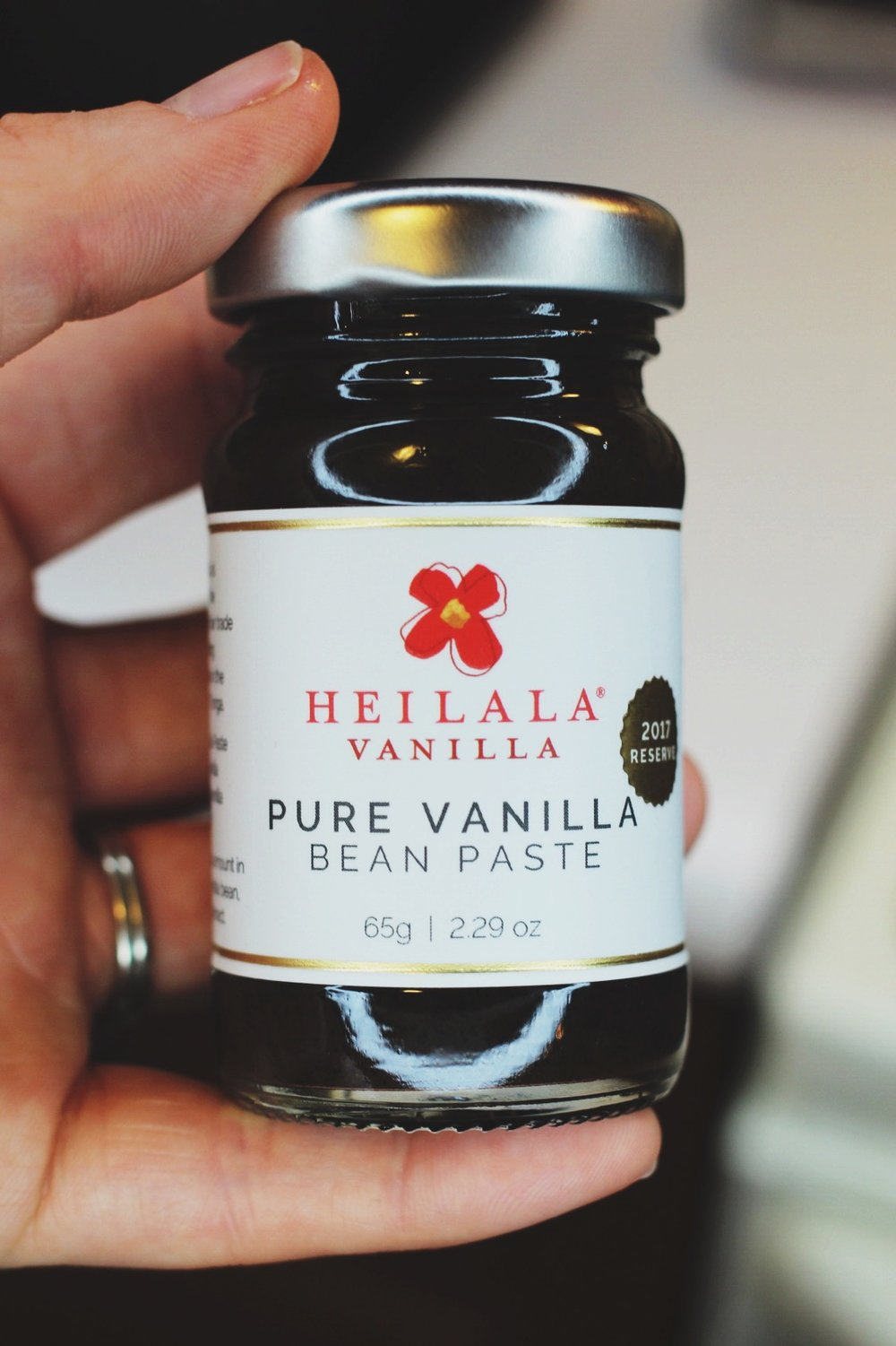 Heilala Vanilla Bean Paste