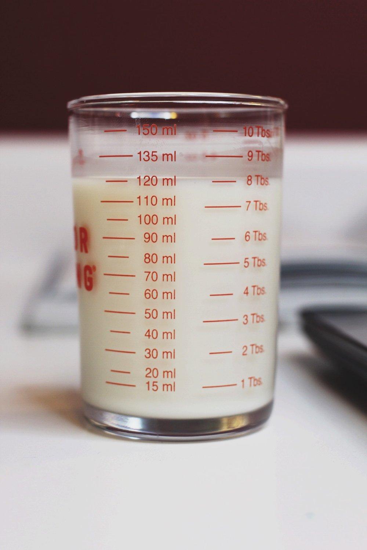 Whole Milk for Pains Au Chocolat Recipe