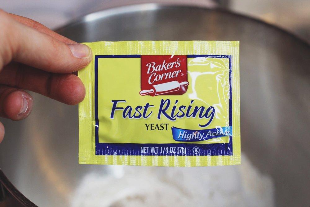 Aldi Baker's Corner Fast Yeast