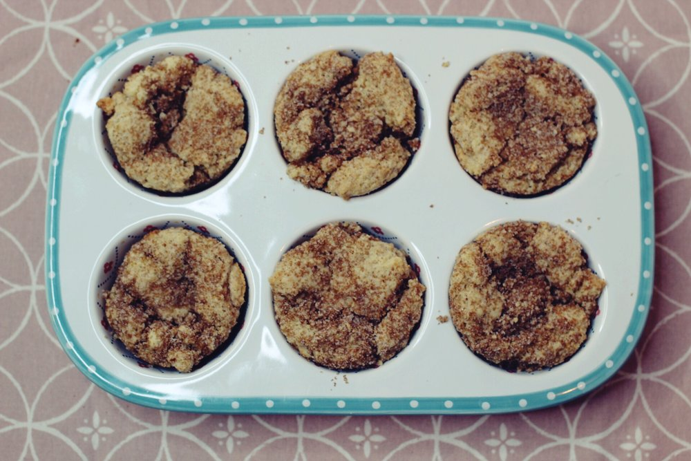 Coffeecake Muffin Recipe