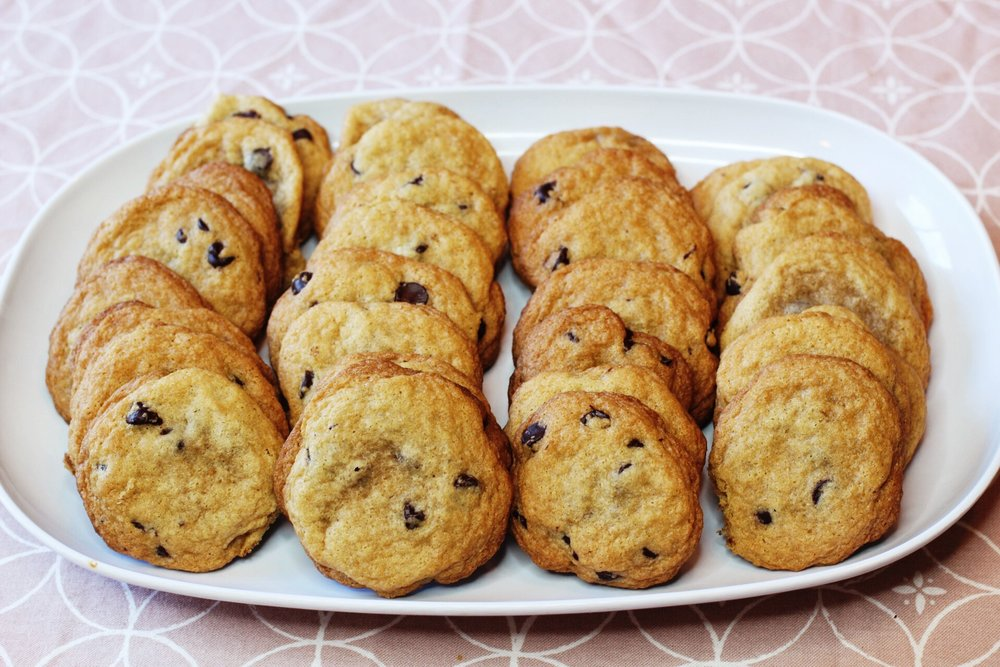 Dairy-free, Gluten-Free Chocolate Chip Cookie