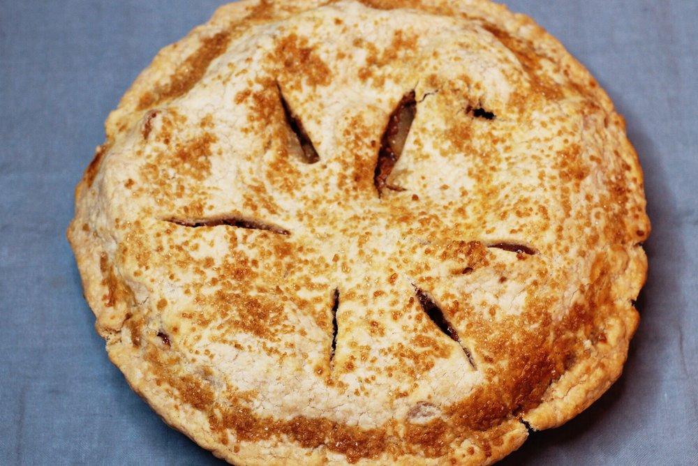 Gluten-Free Dulce De Leche Apple Pie