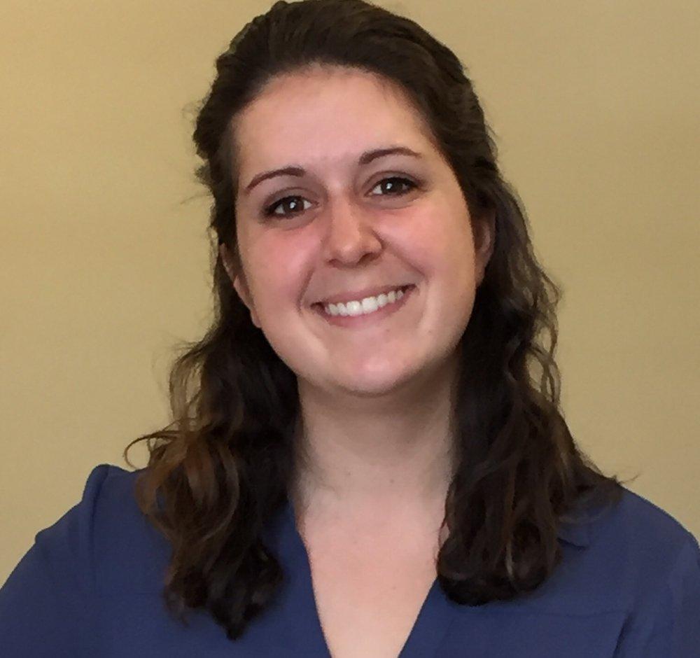 Jessica Bimonte    Client Associate
