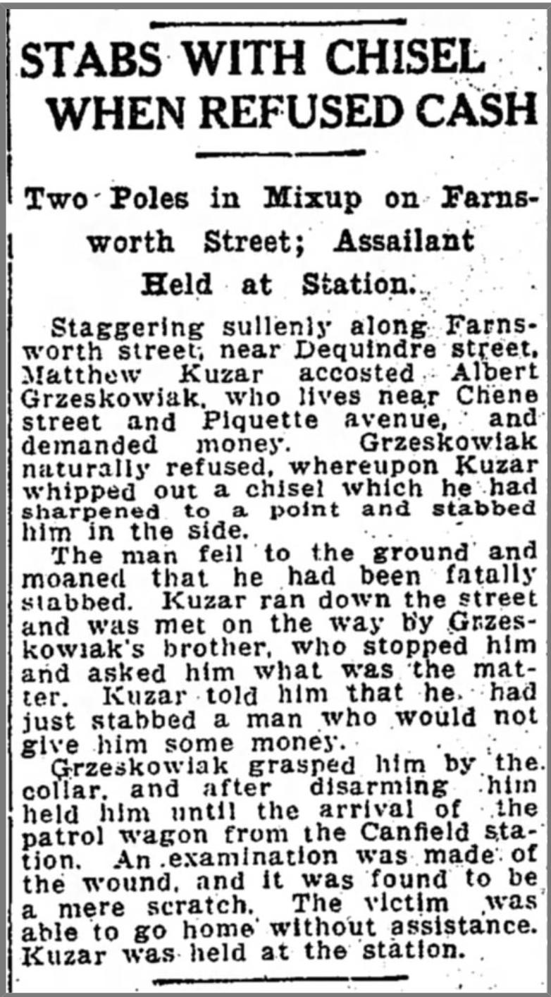 Detroit Free Press 7/24/1910