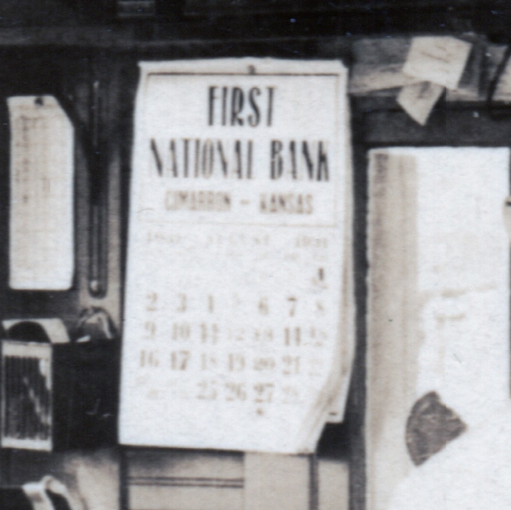 First National Bank Cimarron Kansas
