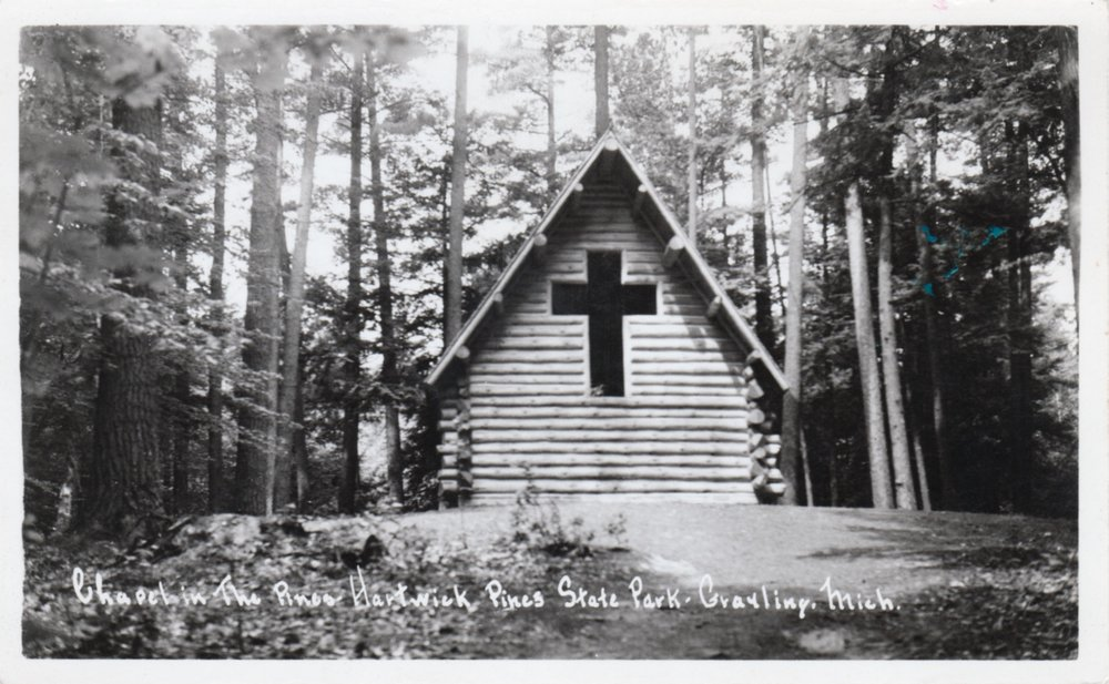 Chapel in The Pines - Hartwick Pines State Park - Grayling, Mich.