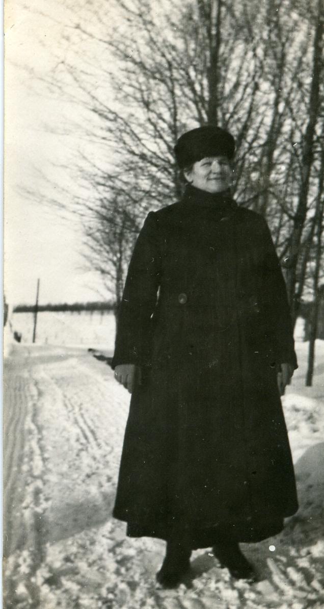 Fannie (Schmidt) Ratz ( 1870-1944)