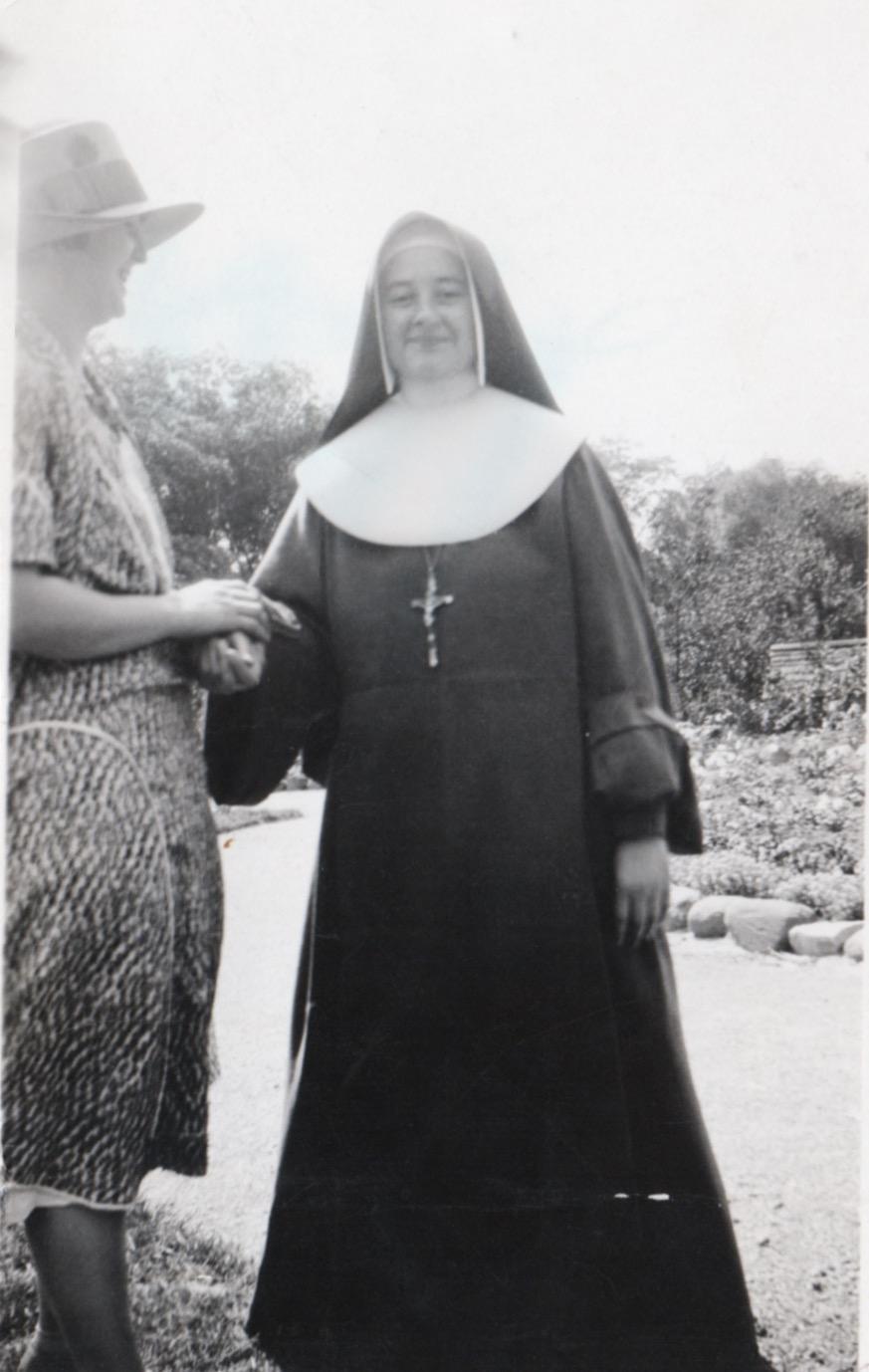 Lucille Rhoads (1906-2004) - Sister Jamesetta Rhoads