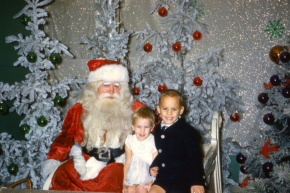 Santa! 1956